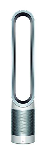 Dyson Pure Cool Link Turm-Luftreiniger und Ventilator (speziell für Allergiker, HEPA-Filter, App-Steuerung) weiß -