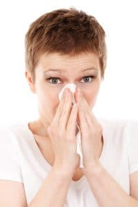 Einfache Erkältung oder allergischer Schnupfen?