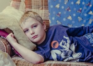 Milbenallergie bei Kind - was tun?